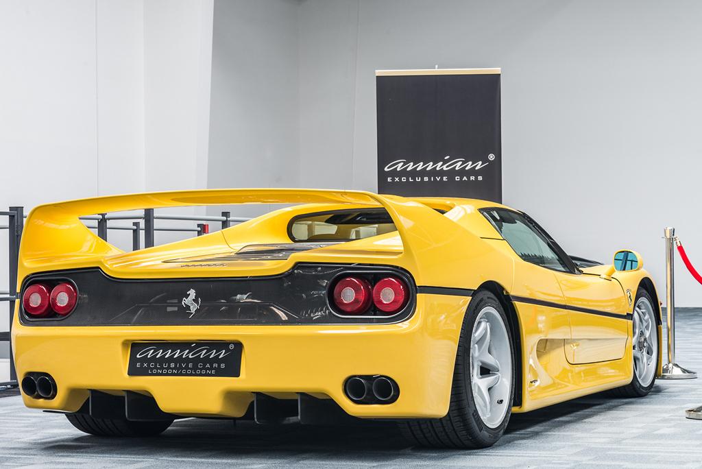 Ferrari F50 Amian Cars Köln Amian Exclusive Cars Aus Köln
