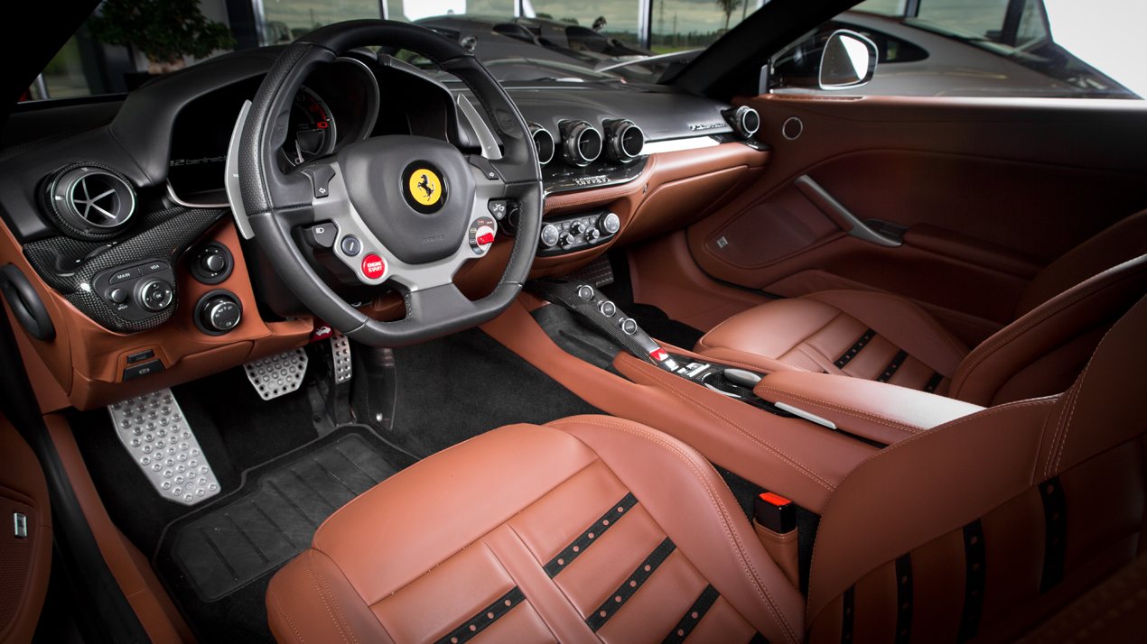 Ferrari F12 Berlinetta Amian Cars Köln Amian Exclusive Cars Aus Köln